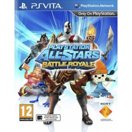 Playstation All Star Battle Royale - PS Vita
