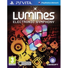Lumines - PS Vita