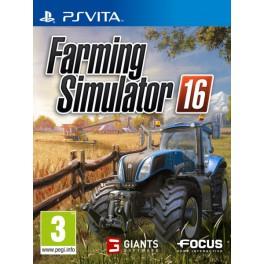 Farming Simulator 16 - PS Vita