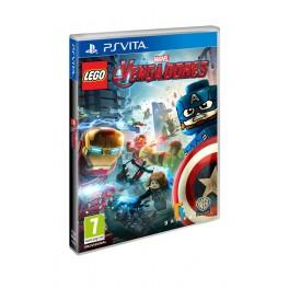 LEGO Marvel Vengadores - PS Vita