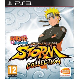 Naruto Shippuden Ultimate Ninja Storm Collection -