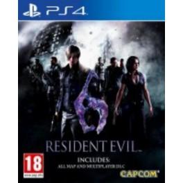 Resident Evil 6 HD - PS4