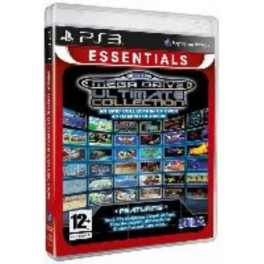 Mega Drive Ultimate Collection Essentials - PS3