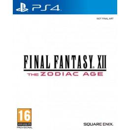 Final Fantasy XII HD The Zodiac Age - PS4