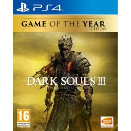 Dark Souls 3 GOTY - PS4
