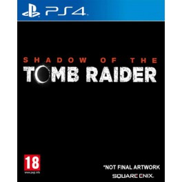 Shadow of the Tomb Raider St. - PS4