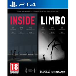 Inside + Limbo Double Pack- PS4