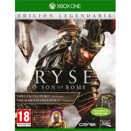 Ryse Son of Rome Edición Legendaria - Xbox