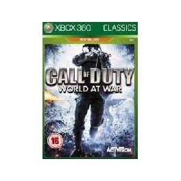 Call of Duty World at War Classic - X360