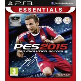 Pro Evolution Soccer 2015 Essentials - PS3