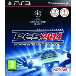 Pro Evolution Soccer 2014 (PES 2014) - PS3