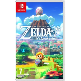 The Legend of Zelda - Links Awakening Remake - SWI
