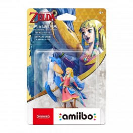 Amiibo Zelda y Pelicaro - Hybrid